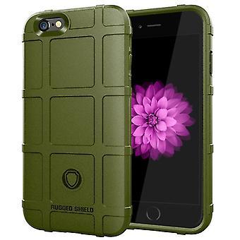 Obudowa z włókna węglowego Tpu do iPhone'a 7 plus zielony mfkj-1795