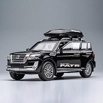 1:32 Alloy Car Model Diecasts & Toy Vehicles Off Road Metal Die Cast  Kids Toys Car(Black)