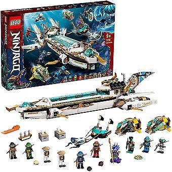 LEGO 71756 NINJAGO hydropremie