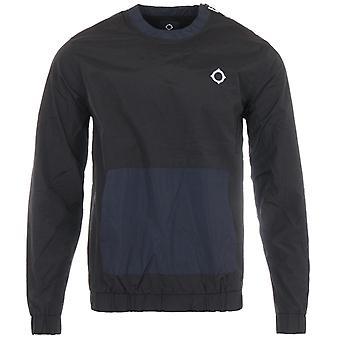 MA.Strum NT Nylon Sweatshirt - Black