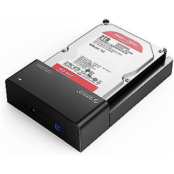 "USB 3.0/e-SATA zu SATA Festplatten Dockingstation für 2,5'' oder 3,5"" SATA I II III HDD"