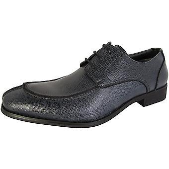 Robert Wayne Mens Walt Lace Up Oxford Dress Shoes