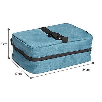 New Men Toiletry Bag Waterproof Portable Multi-function Storage Bag Cosmetic Bag ES3206