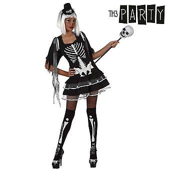 Fantasia para adultos esqueleto sexy