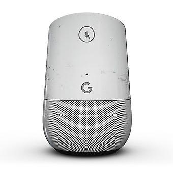 Marbleized Light Gray - Ganzkörper-Skin-Kit für das Google Home