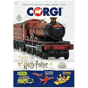 Corgi CO200831 2020 Catalogue A4 Size