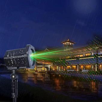 Pelouse Arbres Lumières Lumières De Scène Vert Laser Mini Haute Puissance Led Litwod
