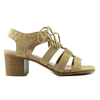 MADELINE girl Womens Gallop Open Toe Casual Strappy Sandals