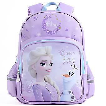 Mrożona dziewczyna szkoła torba szkoła podstawowa plecak