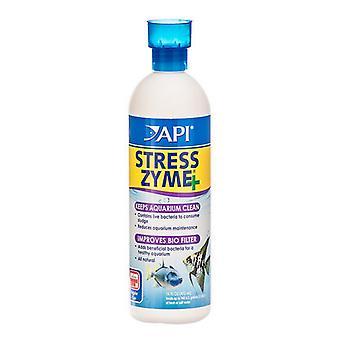 API Stress Zyme Plus - 16 oz (Behandlar 960 Gallon)