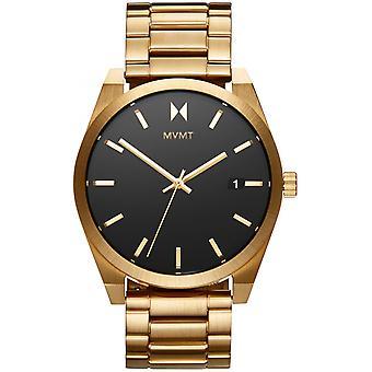 Reloj de hombre MVMT Gold Acero inoxidable 28000037-D