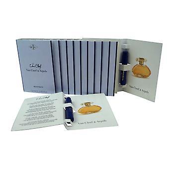 Van Cleef Arpels EDT Carded Vial set 1.2ml each (box of 12)
