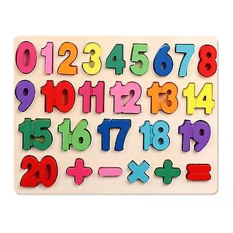 Fa rejtvények kisgyermekek, Abc ügy levél és szám oktatási játékok