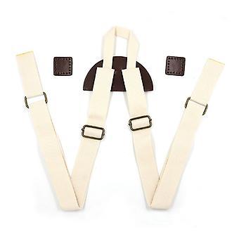 Adjustable Shoulder Belts Backpack Bag Straps Accessories Parts Diy Replacement Rucksack School Bookbag Strap