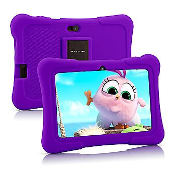 Pritom K7 Children's Tablet 7 Inch With Protective Cover