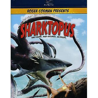 Sharktopus [BLU-RAY] USA import
