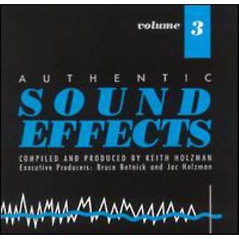 Sound Effects - Sound Effects: Vol. 3 [CD] USA import