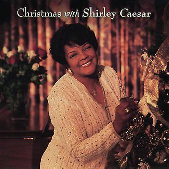 Shirley Caesar - Christmas with Shirley Caesar [CD] USA import