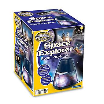 Brainstorm Toys Space Explorer Room Projector