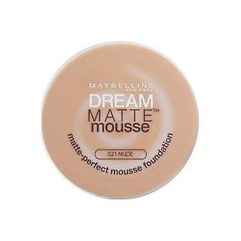 Maybelline New York Maybelline Dream Matte Mousse - Nude