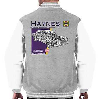 Haynes Owners Workshop Manual 0242 Jaguar XJ6 mannen Varsity Jacket