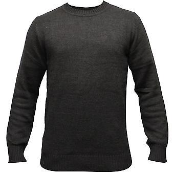 Brixton Gully Crewneck Sweater Black