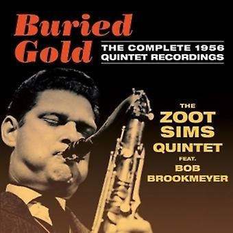 Zoot Sims Quintet Featuring Bo - Zoot Sims Quintet Featuring Bob Brookmey [CD] USA import