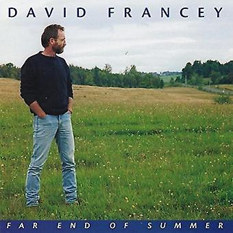 David Francey - Far End of Summer [CD] USA import