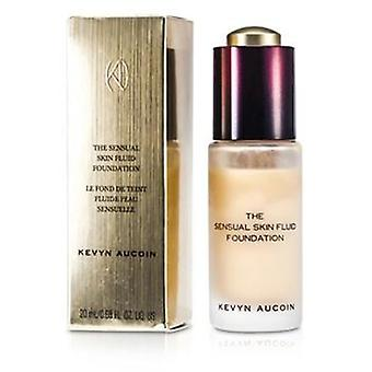 Kevyn Aucoin de sensuele huid vloeistof Foundation-# Sf03-20ml/0.68 Oz