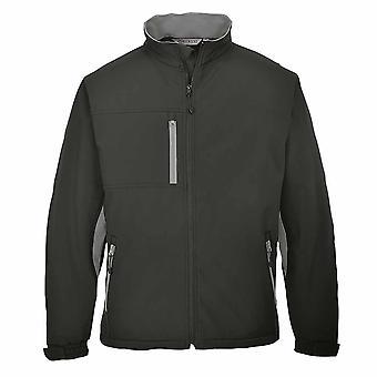 Portwest - Texo Classic Arbeitskleidung atmungsaktive Allwetter-Softshell-Jacke (3 L)