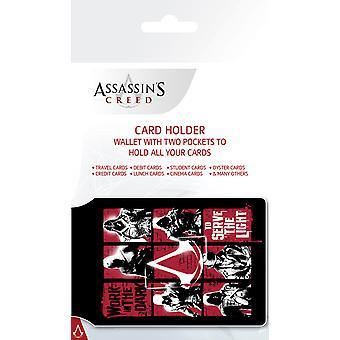 Assassins Creed griglia titolare della carta