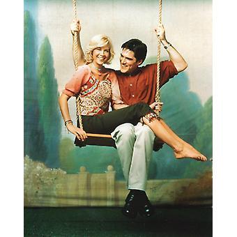 Dharma & Greg Photo - Jenna Elfman and Thomas Gibson (8 x 10)