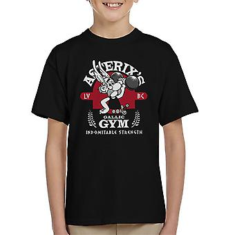 Asterixs gallic Gym gyerek ' s póló