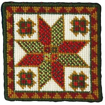 Christmas Star Needlepoint Kit