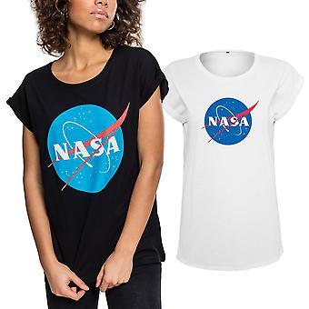 Mister Tee Ladies Top - NASA USA Shirt