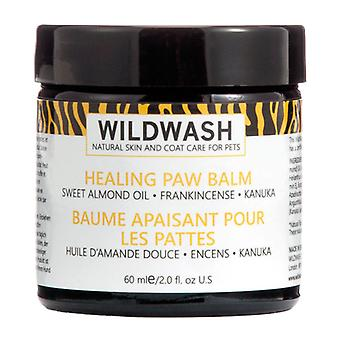 Wildwash Magic Healing Natural Conditioning Paw Balm for Dogs, 60ml