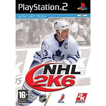 NHL 2K6 (PS2) - Usine scellée