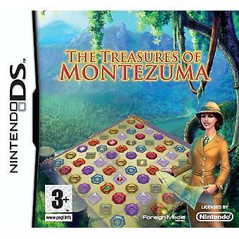 Die Schätze von Montezuma (Nintendo DS) - Fabrik versiegelt