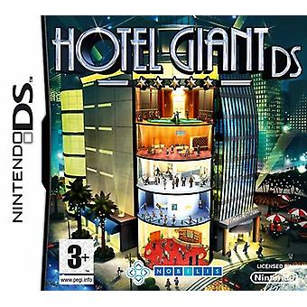 Hotel Giant DS - Novo