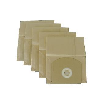 Worki Electrolux X8 serii odkurzaczy papieru