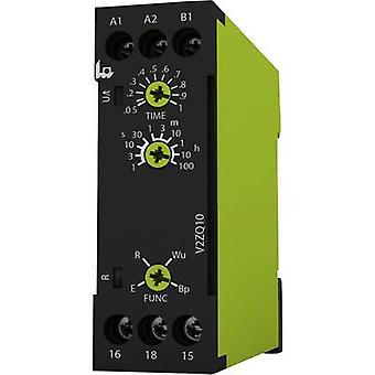tele V2ZQ10 24-240V AC/DC TDR Multifunction 1 pc(s) Time range: 0.05 s - 100 h 1 change-over