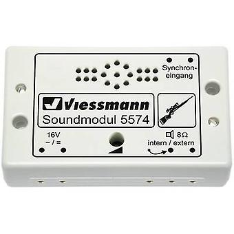 Viessmann 5574 Efecto de sonido Componente Hunt Prefab
