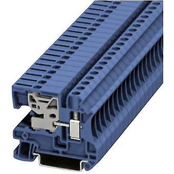 Phoenix Contact UTN 6 3245037 N terminal número de pins: 1 0,2 mm ² 10 mm ² azul 1 computador (es)