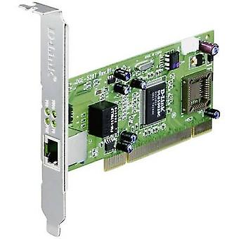 D-Link DGE-528T Network card 1 Gbps PCI, LAN (10/100/1000 Mbps)