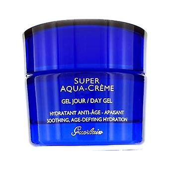 Guerlain Super Aqua Creme dag Gel 1.6oz / 50ml