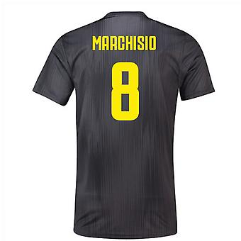 2018-19 Juventus dritte Fußballtrikot (Marchisio 8)