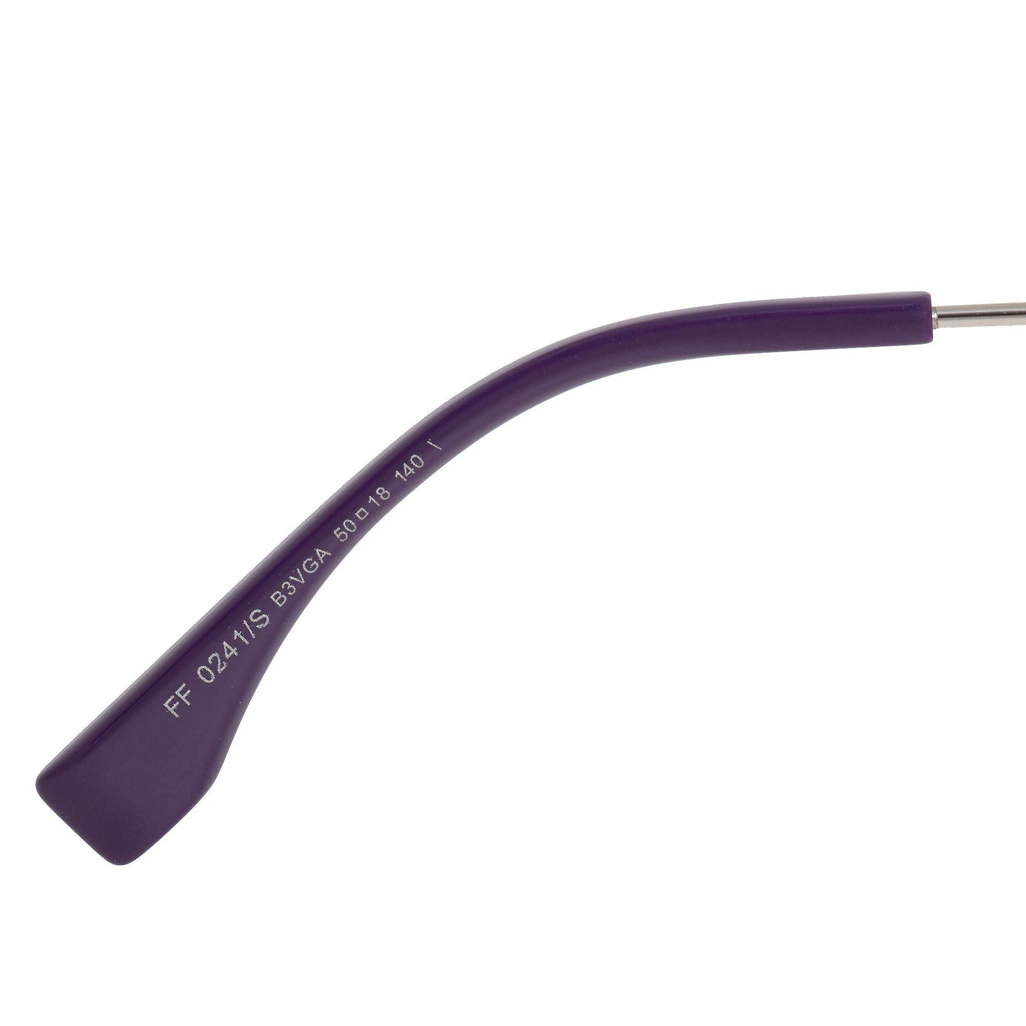Fendi Waves Square Sunglasses FF0241S B3V GA 50