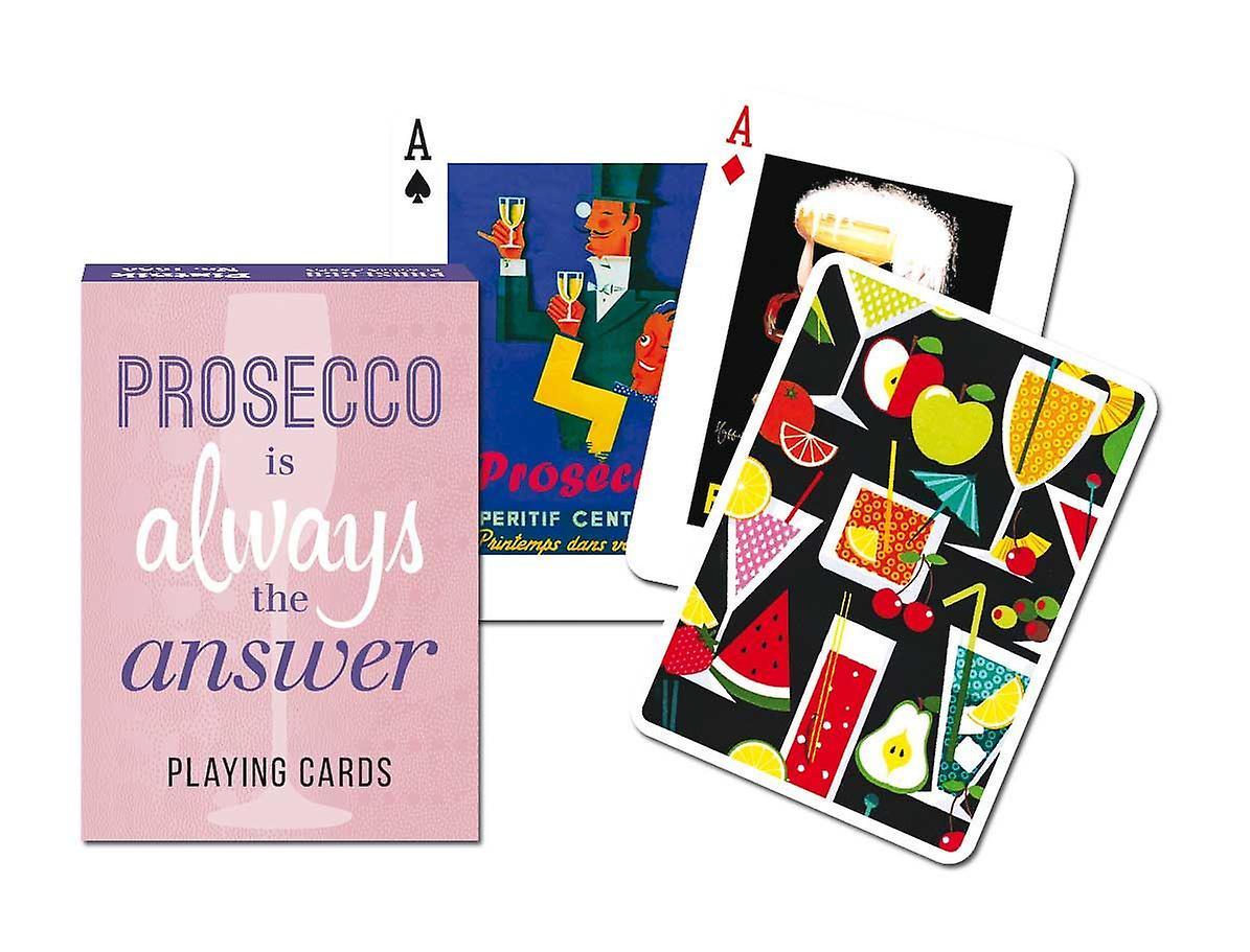 Piatnik Prosecco Playing Cards