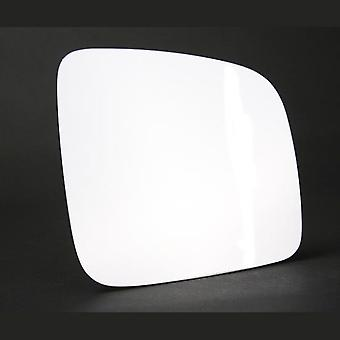 Right Driver Side Mirror Glass For VW CADDY ALLTRACK Box 2015-2019