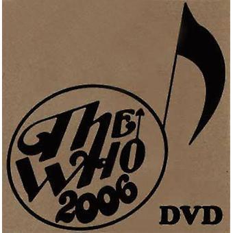 Who - Live: Boston Ma 09/16/06 [DVD] USA import